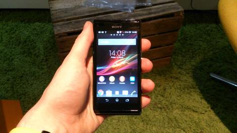 Hands-on review: Sony Xperia L