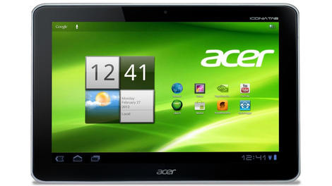 Review: Acer Iconia Tab A210