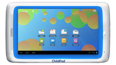 Review: Archos ChildPad