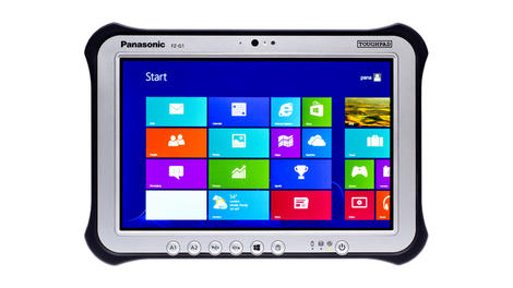 Hands-on review: Panasonic ToughPad FZ-G1