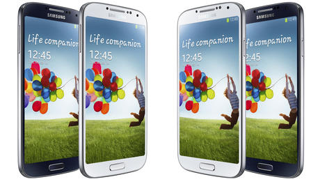 Review: Updated: Samsung Galaxy S4
