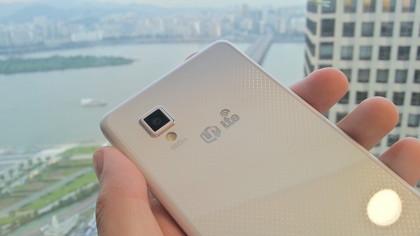 LG Optimus G - cam test