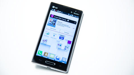 Review: Updated: LG Optimus L9 review