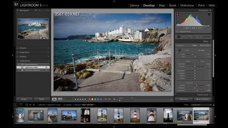 Review: Adobe Photoshop Lightroom 5 beta