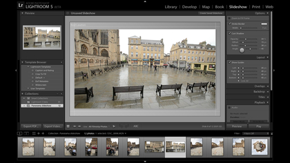 Adobe Photoshop Lightroom 5 beta