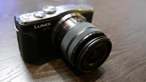 Hands-on review: Panasonic GF6