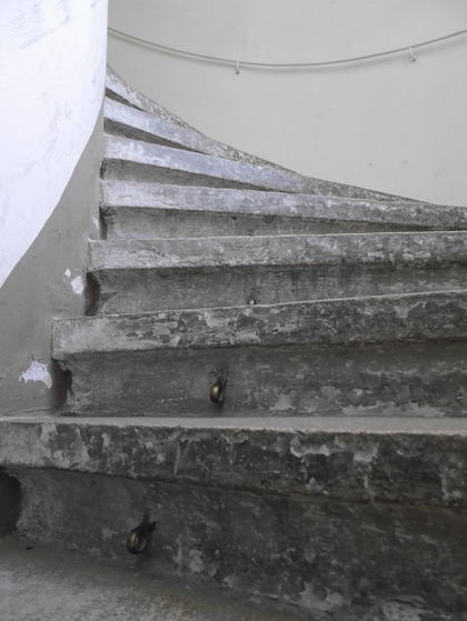Panasonic GF6 review stairs