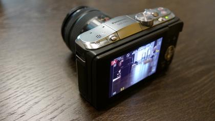 Panasonic Lumix GF6 review