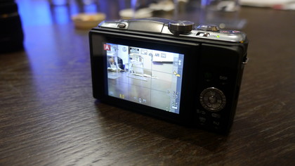 Panasonic Lumix GF6 review