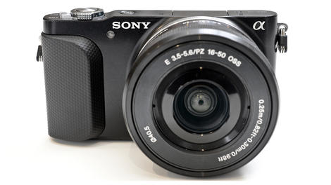 Hands-on review: Updated: Sony NEX-3N