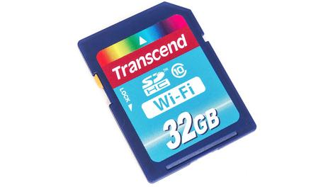 Review: Transcend Wi-Fi SD Card