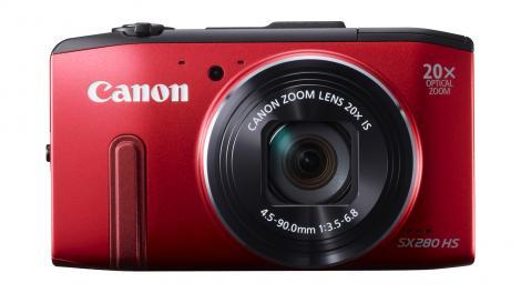 Review: Canon PowerShot SX280 HS