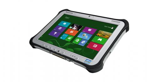 Review: Panasonic ToughPad FZ-G1