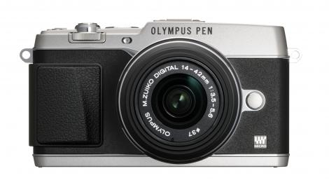 Hands-on review: Updated: Olympus PEN E-P5