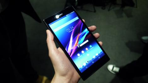 Hands-on review: Updated: Sony Xperia Z Ultra