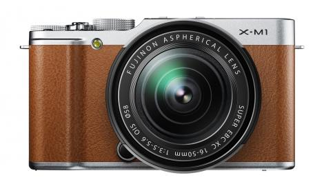 Hands-on review: Fuji X-M1