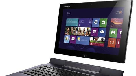Review: Updated: Lenovo Thinkpad Helix