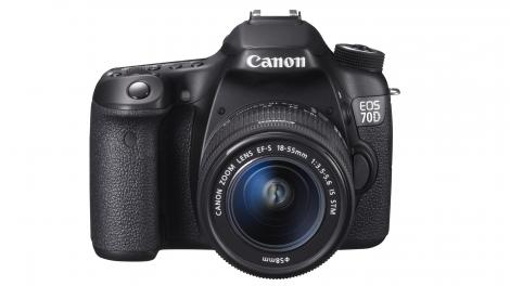 Hands-on review: Updated: Canon EOS 70D
