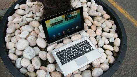 Hands-on review: Updated: Lenovo Yoga Tablet 10