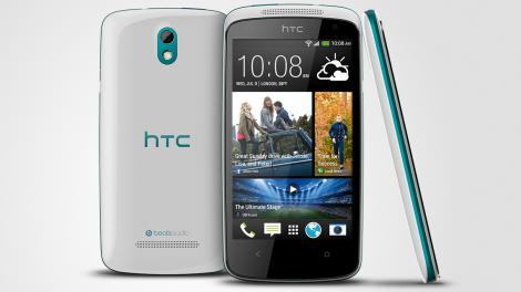 Review: Updated: HTC Desire 500