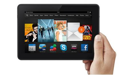 Review: In Depth: Amazon Kindle Fire HDX 8.9