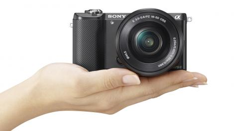 Hands-on review: Sony A5000