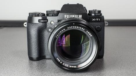 Hands-on review: Fuji X-T1