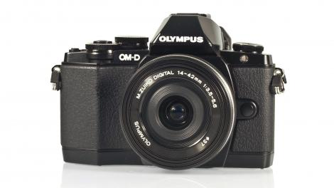 Hands-on review: Olympus OM-D E-M10