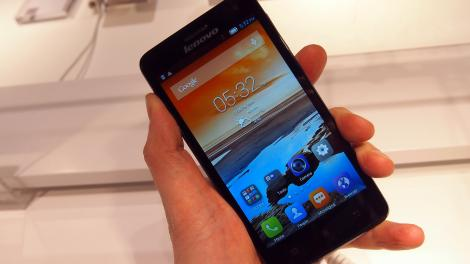 Hands-on review: MWC 2014: Lenovo S660