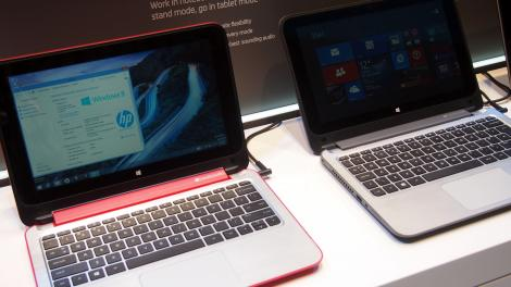 Hands-on review: MWC 2014: HP Pavilion x360