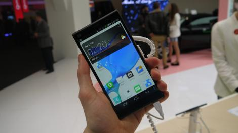 Hands-on review: MWC 2014: ZTE Grand Memo 2 LTE