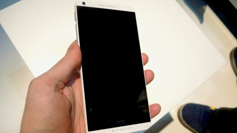 Hands-on review: MWC 2014: HTC Desire 816
