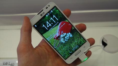 Hands-on review: MWC 2014: LG L70
