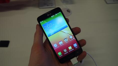 Hands-on review: MWC 2014: LG L90