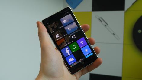 Hands-on review: Nokia Lumia 930