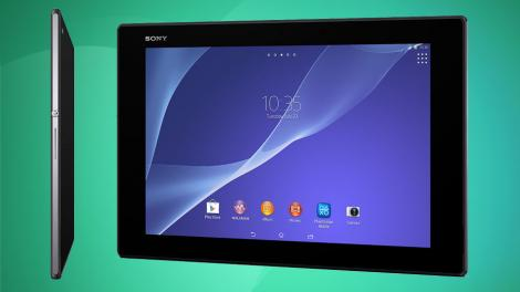 Hands-on review: Updated: Sony Xperia Z2 Tablet