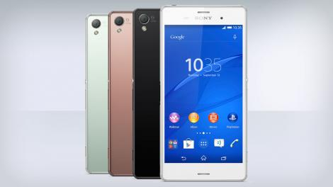 Hands-on review: Updated: Sony Xperia Z3