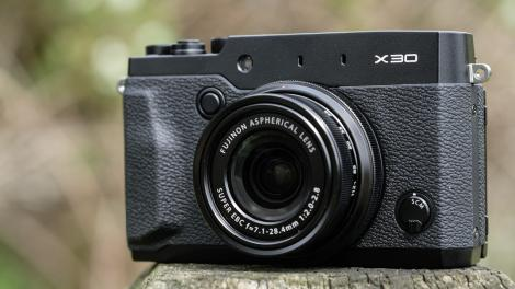 Review: Updated: Fujifilm X30