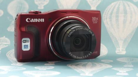 Review: Canon Powershot SX700HS