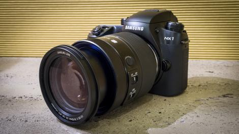 Hands-on review: Updated: Samsung NX1