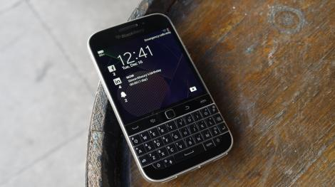 Hands-on review: BlackBerry Classic