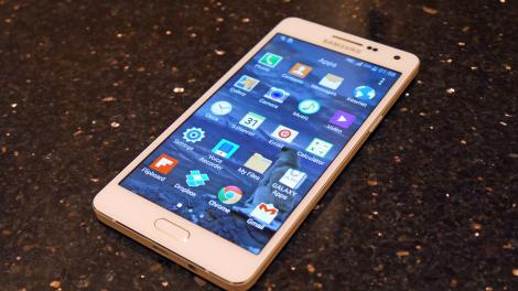 Hands-on review: Samsung Galaxy A5