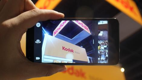 Hands-on review: Kodak IM5