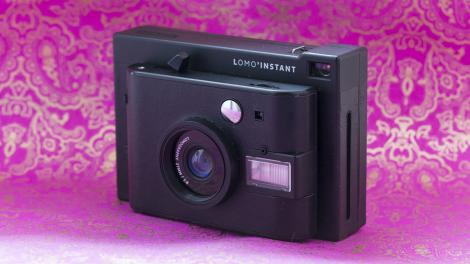 Review: Lomography Lomo'Instant