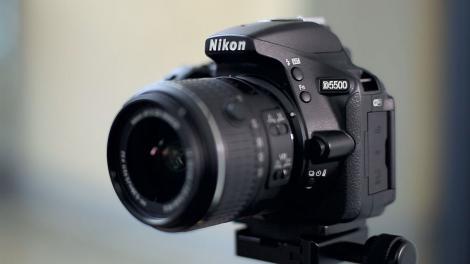 Review: Nikon D5500
