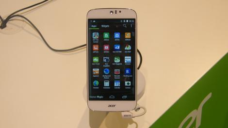 Hands-on review: MWC 2015: Acer Liquid Jade Z
