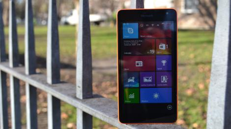 Review: Microsoft Lumia 535