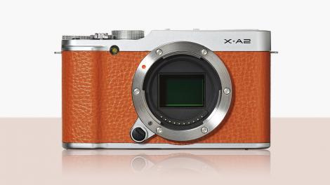Review: Fuji X-A2