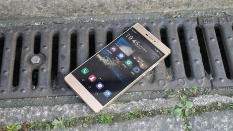 Hands-on review: Updated: Huawei P8