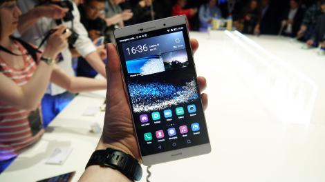 Hands-on review: Huawei P8 Max